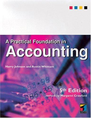 Download A practical foundation in accounting