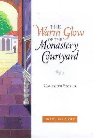 Download The warm glow of the monastery courtyard