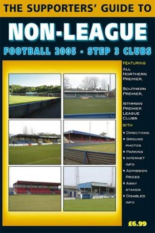Download The Supporters' Guide to Non-league Football (Supporters' Guides)