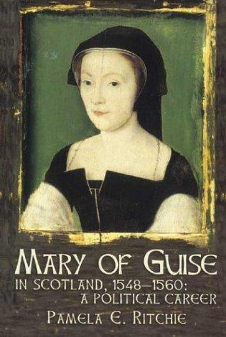 Mary of Guise in Scotland, 1548-1560