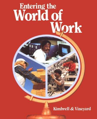 Entering the world of work