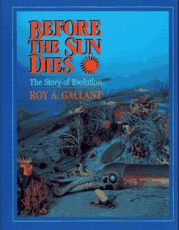 Before the Sun Dies