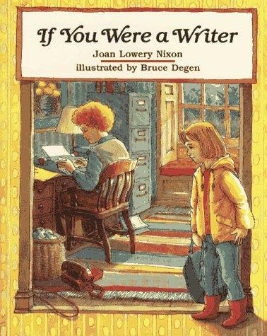 Download If you were a writer
