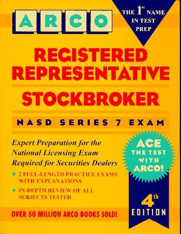 Download Registered representative/stockbroker