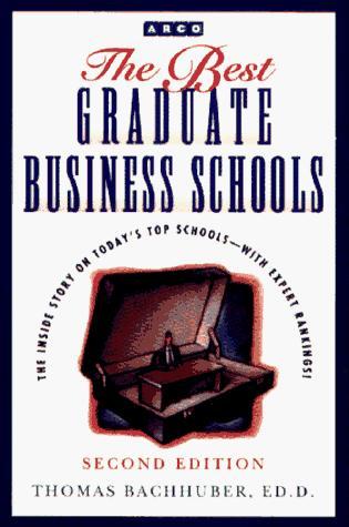 Download The best graduate business schools