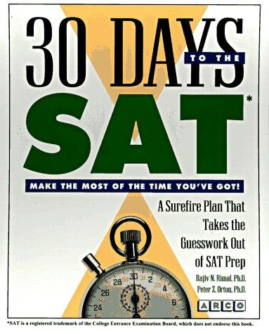 Download 30 days to the SAT