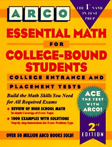 Download Essential math for college-bound students