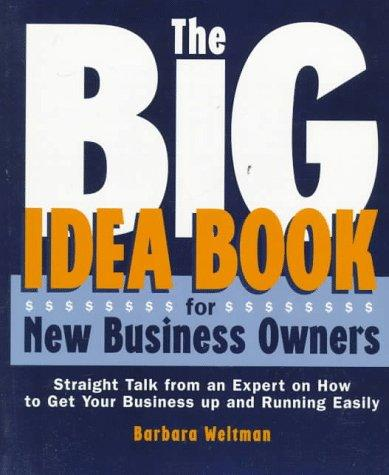 The Big Idea Book for Small Business Start-Ups