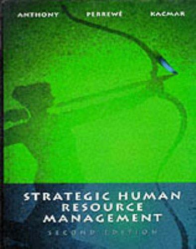 Download Strategic human resource management