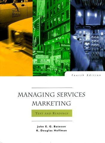 Download Managing services marketing