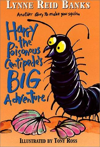 Download Harry the poisonous centipede's big adventure