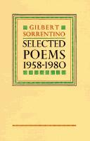 Selected poems, 1958-1980