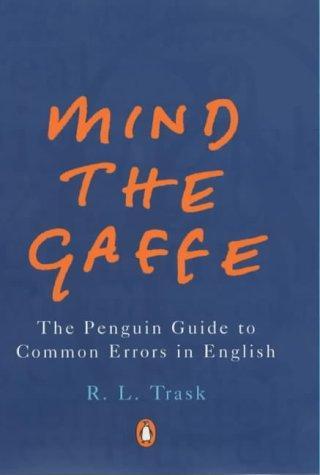 Download Mind the gaffe