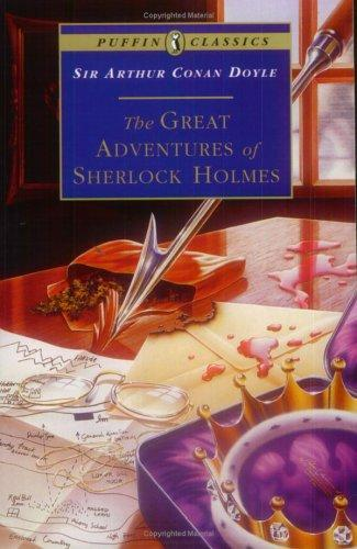 Download The Great Adventures of Sherlock Holmes (Puffin Classics)