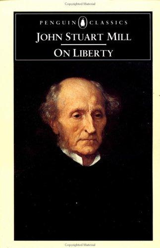 On Liberty by John Stuart Mill