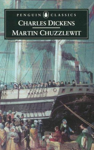 The life and adventures of Martin Chuzzlewit by Joss Whedon