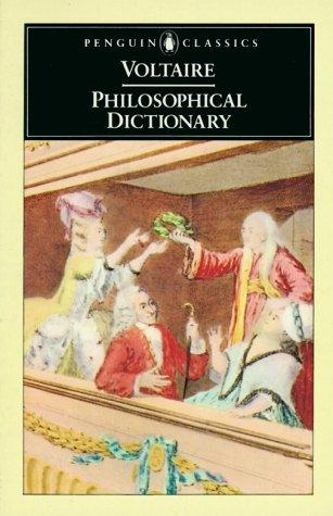 Philosophical dictionary.