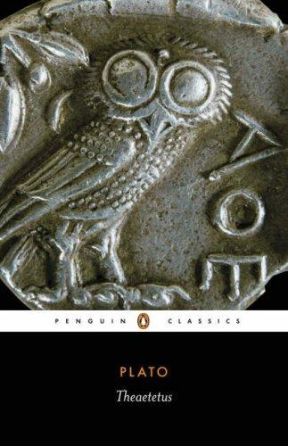 Theatetus (Penguin Classics) by Plato