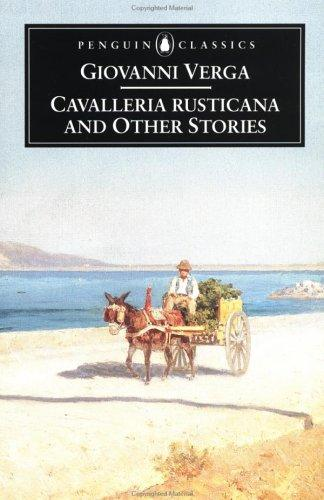 Download Cavalleria rusticana and other stories