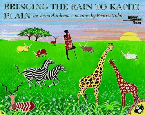 Download Bringing the Rain to Kapiti Plain (Reading Rainbow Book)