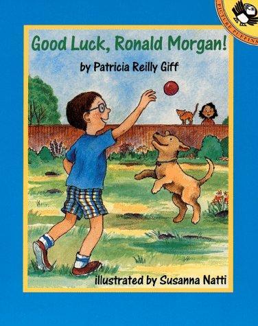 Good Luck, Ronald Morgan
