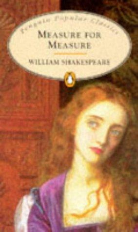 Download Measure for Measure (Penguin Popular Classics)