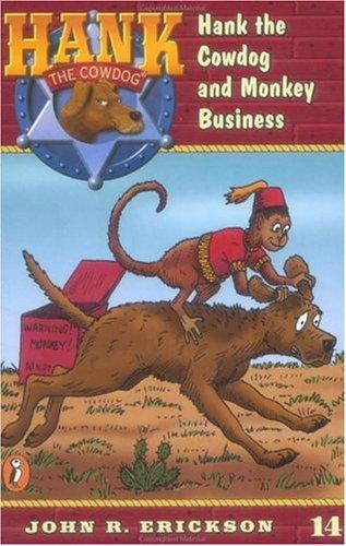 Download Hank the Cowdog and monkey business