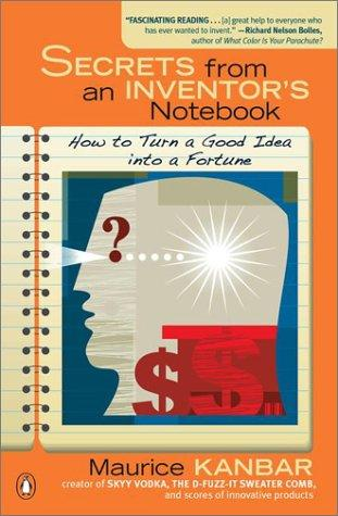 Secrets from an Inventor's Notebook