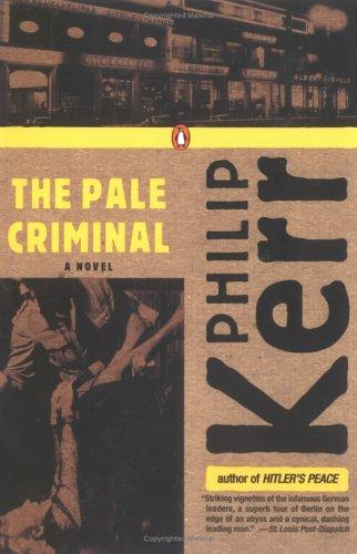 Download The pale criminal