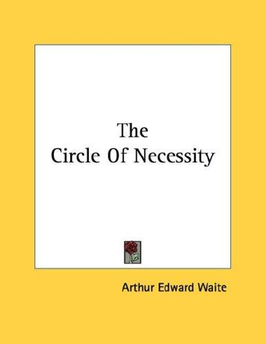 The Circle Of Necessity (Open Library)