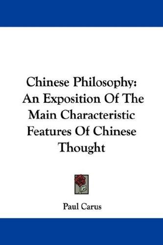 Download Chinese Philosophy