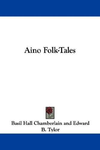 Download Aino Folk-Tales