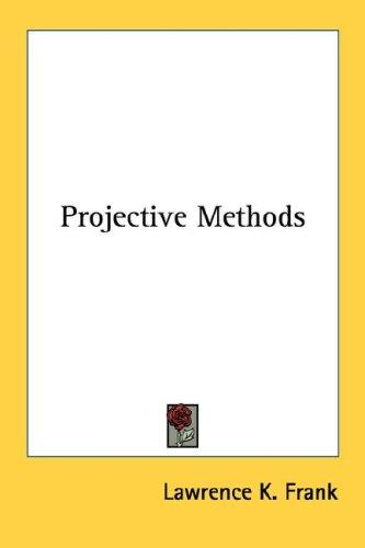 Download Projective Methods