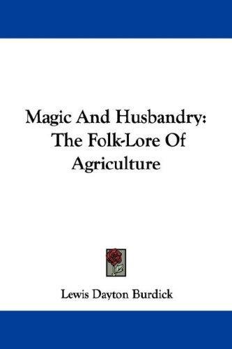 Download Magic And Husbandry