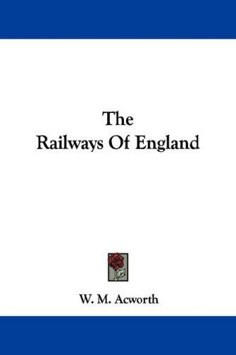 Download The Railways Of England