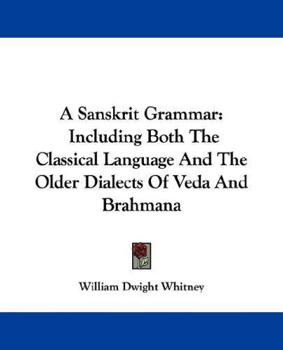 Download A Sanskrit Grammar