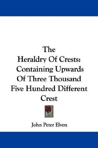 Download The Heraldry Of Crests