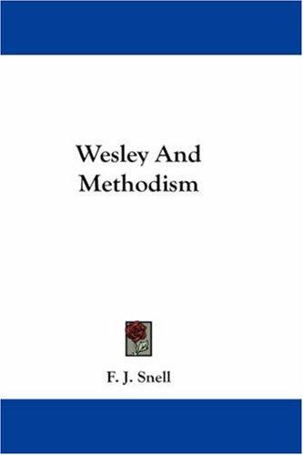 Download Wesley And Methodism