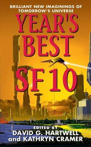 Download Year's Best SF 10 (Year's Best SF (Science Fiction))