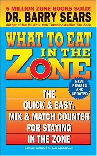 Download What to Eat in the Zone