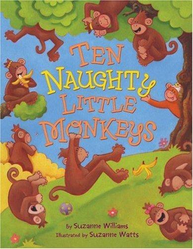 Download Ten Naughty Little Monkeys