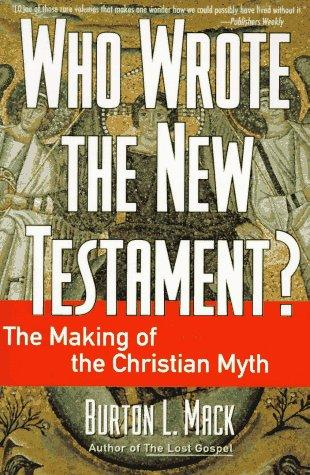 Download Who Wrote the New Testament?