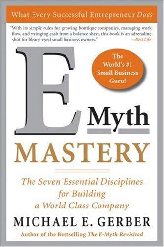 Download E-Myth Mastery