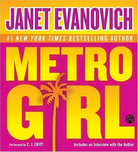 Metro Girl CD