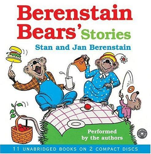 Berenstain Bear's Stories by Stan Berenstain, Jan Berenstain