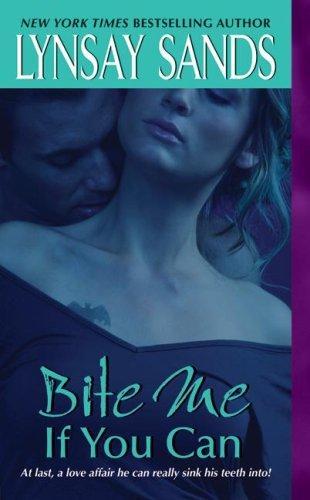 Bite Me If You Can (Avon Romance)