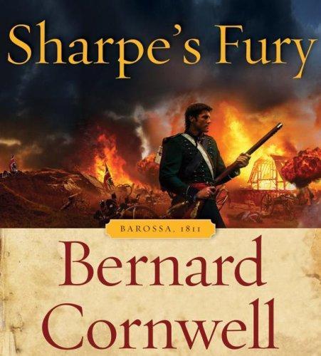 Sharpe's Fury (Richard Sharpe's Adventure Series #11)
