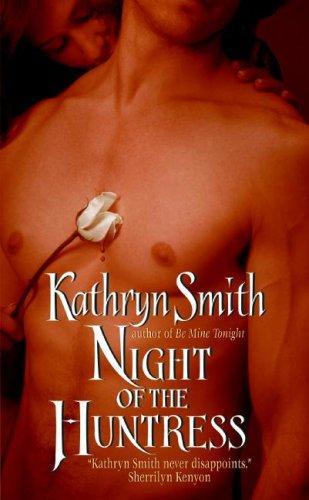 Night of the Huntress (The Brotherhood of Blood, Book 2)