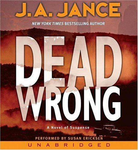 Dead Wrong CD (Joanna Brady Mysteries)