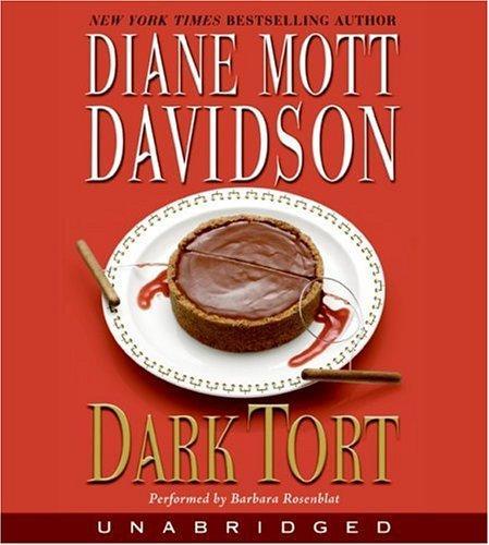 Dark Tort CD (Goldy Bear Culinary Mysteries)
